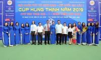 Giải quần vợt Hưng Thịnh Cup 2019