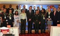 Khóa tập huấn của Liên hợp quốc về xây dựng kế hoạch quốc gia dành cho sĩ quan cao cấp