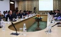 Việt Nam, Ấn Độ tổ chức đối thoại học thuật cấp cao lần 2