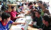 Gần 1.400 chỉ tiêu việc làm dành cho thanh niên, sinh viên