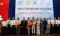Khai mạc Tuần lễ văn hóa Pháp tại An Giang