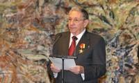 Khánh thành trường Hữu nghị Việt Nam - Cuba