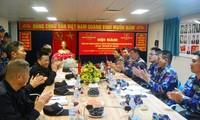 Cảnh sát biển Việt Nam và Trung Quốc kiểm tra liên hợp nghề cá Vịnh Bắc Bộ