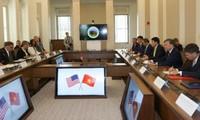Hội đàm cấp cao giữa Bộ Công an Việt Nam và Bộ Nội vụ Hoa Kỳ