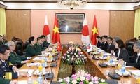 Việt Nam – Nhật Bản tăng cường hợp tác trong lĩnh vực quốc phòng