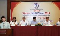 Triển lãm quốc tế chuyên ngành y dược Việt Nam sẽ diễn ra từ ngày 8 đến 11/5/2019 tại Hà Nội