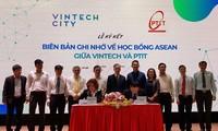 VinTech City hỗ trợ sinh viên khởi nghiệp công nghệ