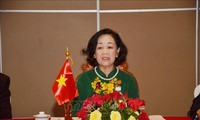 Đoàn đại biểu Ban Dân vận Trung ương Việt Nam thăm và làm việc tại Lào
