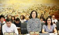 Kỳ họp thứ 7, Quốc hội khóa XIV thảo luận về tình hình kinh tế- xã hội