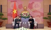 Tăng cường hợp tác quốc phòng Việt Nam – Trung Quốc