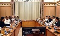 Thúc đẩy hợp tác giữa Thành phố Hồ Chí Minh với các địa phương Bờ Biển Ngà
