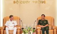 Tăng cường quan hệ quốc phòng Việt Nam và Australia