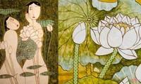 """Họa sỹ Bắc – Trung – Nam hội tụ trong triển lãm """"Sen ba miền"""""""