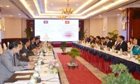 Thành phố Hồ Chí Minh và Thủ đô Vientiane thúc đẩy hợp tác toàn diện và hiệu quả