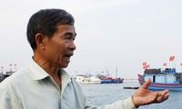 Ngư dân Lý Sơn cùng góp phần cùng Cảnh sát biển bảo vệ chủ quyền vùng biển của Tổ quốc