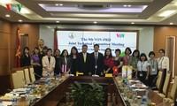 Tăng cường trao đổi và hợp tác hiệu quả giữa Ủy ban Quan hệ Công chúng Thái Lan và Đài Tiếng nói Việt Nam