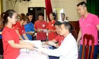 """Ngày hội hiến máu """"Giọt hồng xứ Tuyên""""- góp phần cứu sống người bệnh"""