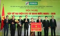 Nâng cao hiệu quả dịch vụ hỗ trợ cộng đồng người nước ngoài