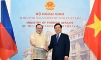 Việt Nam – Philippines nâng cao hiệu quả hợp tác trong các lĩnh vực