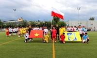 Ba Lan: Khai mạc giải bóng đá Cộng đồng hè 2019