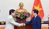 Nhật Bản coi trọng và mong muốn tăng cường hợp tác với Việt Nam