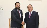 Việt Nam coi trọng tăng cường quan hệ với Panama