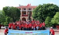 Khai mạc Trại hè thanh thiếu niên kiều bào Thành phố Hồ Chí Minh