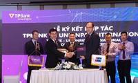 TPBank mở rộng liên thông thanh toán, nhắm vào khách du lịch nước ngoài