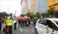 Việt Nam tham gia thi cứu hộ cứu nạn tại Malaysia