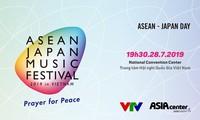 Đại Nhạc hội ASEAN - Nhật Bản năm 2019 tại Việt Nam – Lời nguyện cầu vì hòa bình