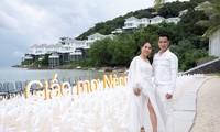"""Ra mắt bộ sưu tập thời trang """"Nàng"""" trên bờ biển Phú Quốc"""