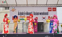 Việt Nam tỏa sáng tại lễ hội văn hóa châu Á 2019 ở Bratislava (Slovakia)