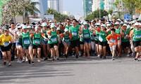 Đà Nẵng: Hơn 9000 người tham gia Cuộc thi Marathon Quốc tế Manulife