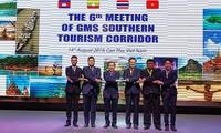 Hợp tác phát triển hành lang du lịch phía Nam