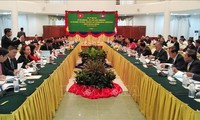 Khai mạc cuộc họp SOM Ủy ban Hỗn hợp lần thứ 17 về Hợp tác kinh tế, văn hóa, khoa học và kỹ thuật Việt Nam-Campuchia