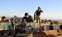 Irak menduduki lagi 25-30% wilayah dari tangan  IS