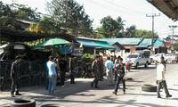 Thailand memperketat keamanan di kota paling besar  sebelah Selatan