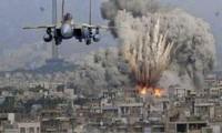 AS melakukan serangan udara membasmi pemimpin Al-Qaeda di Suriah