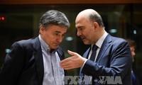Yunani menerima kompromi yang bersangkutan dengan paket bantuan keuangan