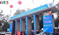 Pembukaan Pekan raya pertama hasil pertanian, kerajinan tangan industri kecil Vietnam