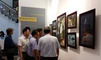 Desa kerajinan Lai Xa - Tempat yang melestarikan seni fotografi Vietnam