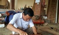 Inti sari dari desa pertukangan kayu Chang Son