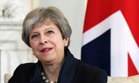 Mayoritas warga sipil Inggris terhadap mendukung PM Theresa May