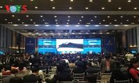 Pembukaan Konferensi  Tingkat Tinggi Bisnis Vietnam