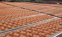 Dupa Desa Cao Thon- Desa kerajinan membuat dupa yang terkenal di Propinsi Hung Yen