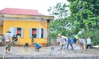 Kabupaten Cao Phong- Memobilisasi kekuatan seluruh rakyat untuk membangun pedesaan baru