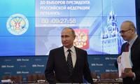 Lebih dari 1300 pengamat internasional mengawasi pilpres Rusia