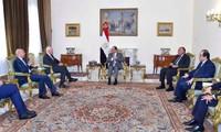 Mesir menegaskan terus berupaya untuk menghentikan krisis di Suriah