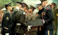 AS siap menerima tulang belulang serdadu yang hilang dalam perang Korea
