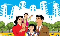 Suksesnya Keluarga Berencana merupakan prasyarat untuk perkembangan yang berkesinambungan